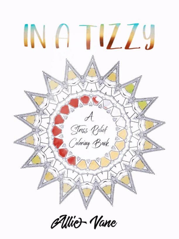 In a Tizzy Adult Coloring Book Download